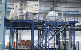 Transformer Oil Filteration Mobile Plant